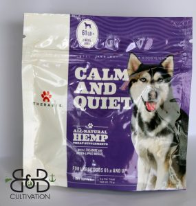 calm n quiet large dogs