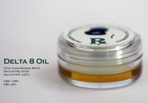 delta 8 oil card