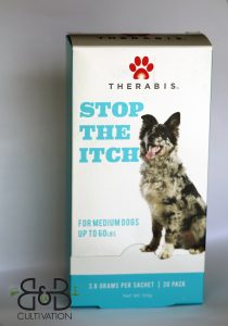 stop the itch medium dogs