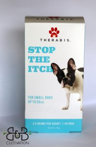 stop the itch small dogs