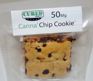 Canna CHip Cookie