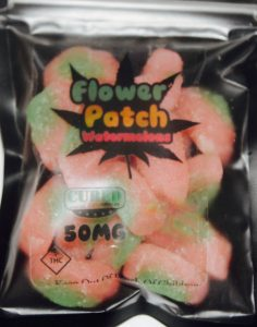 Watermelon sour patch